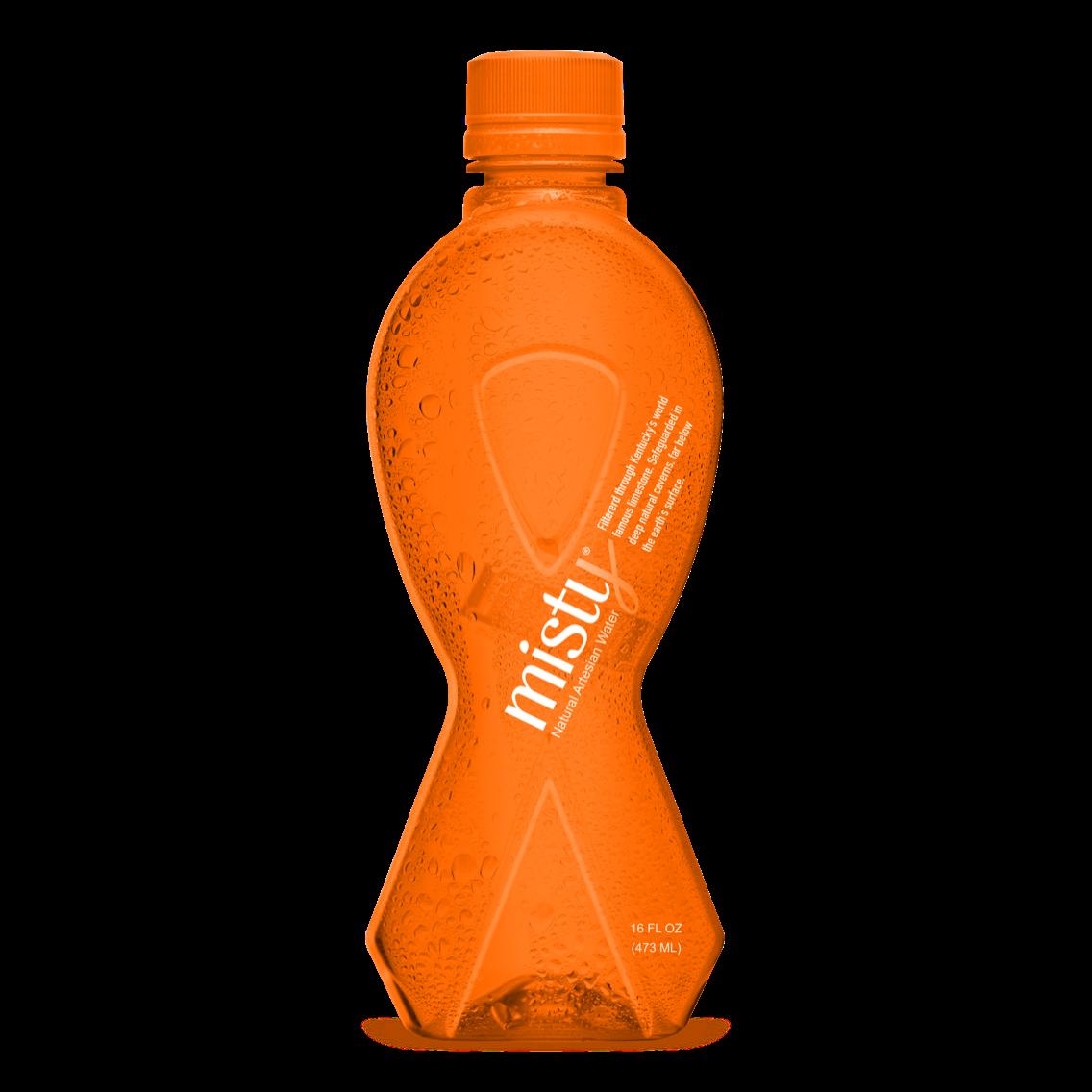 Orange Ribbon Artesian